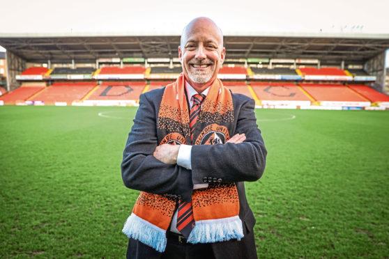 United owner Mark Ogren.