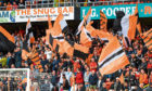 The club has spent £250,000 at Tannadice to improve the matchday experience for fans.
