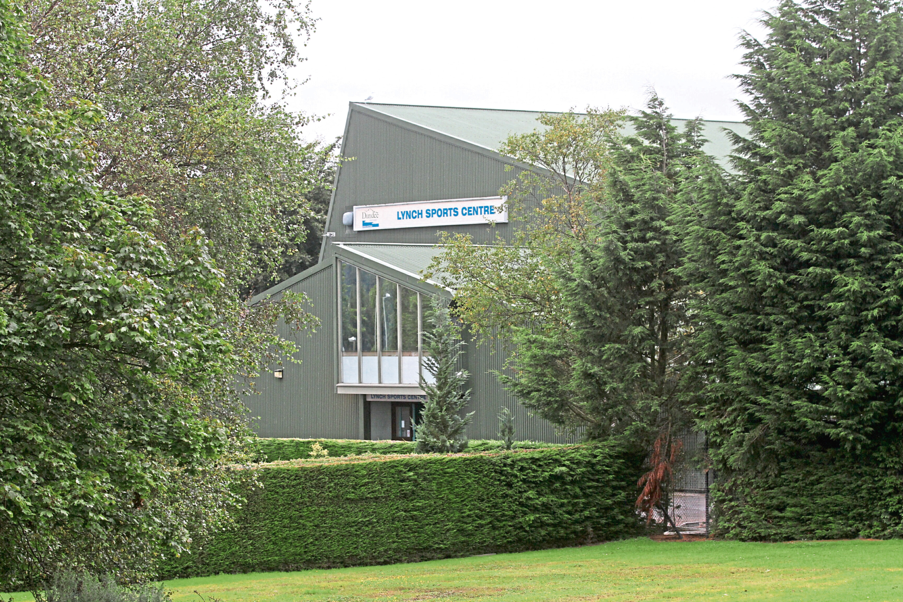 There have been fears expressed over the future of Lynch Sports Centre.