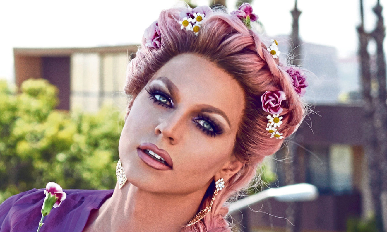 Courtney Act will be appearing at Church.