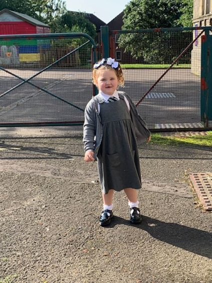 Mia Duncan, Glebelands Primary School.