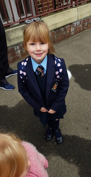Olivia Clark, St Mary's Primary School.