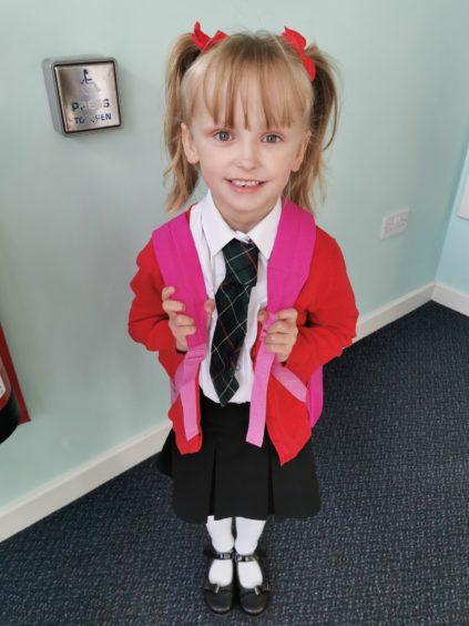 Sophie Donaldson, Camperdown Primary School.