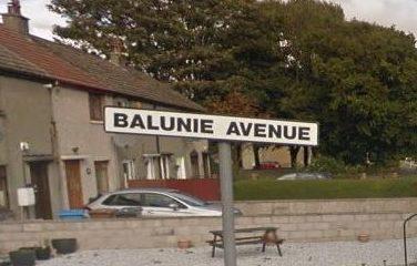 The entrance to Balunie Avenue. (Stock image).