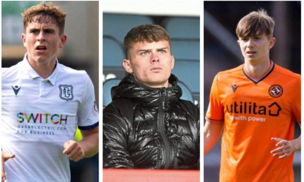 Finn Robertson, Josh McPake and Scott Banks have all been selected for international duty.