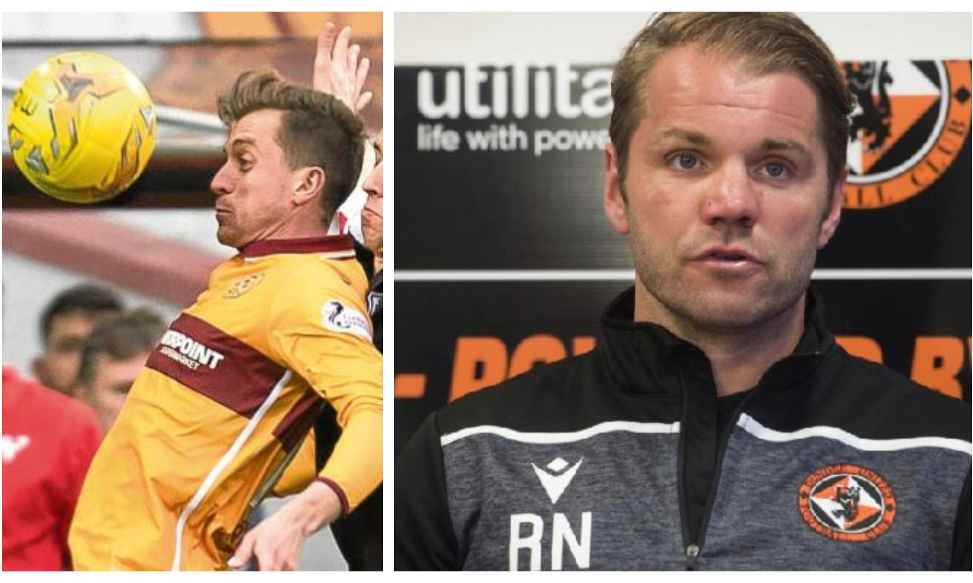Robbie Neilson has shown an interest in Elliott Frear