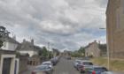 Shaftesbury Road, Dundee. (Stock image).