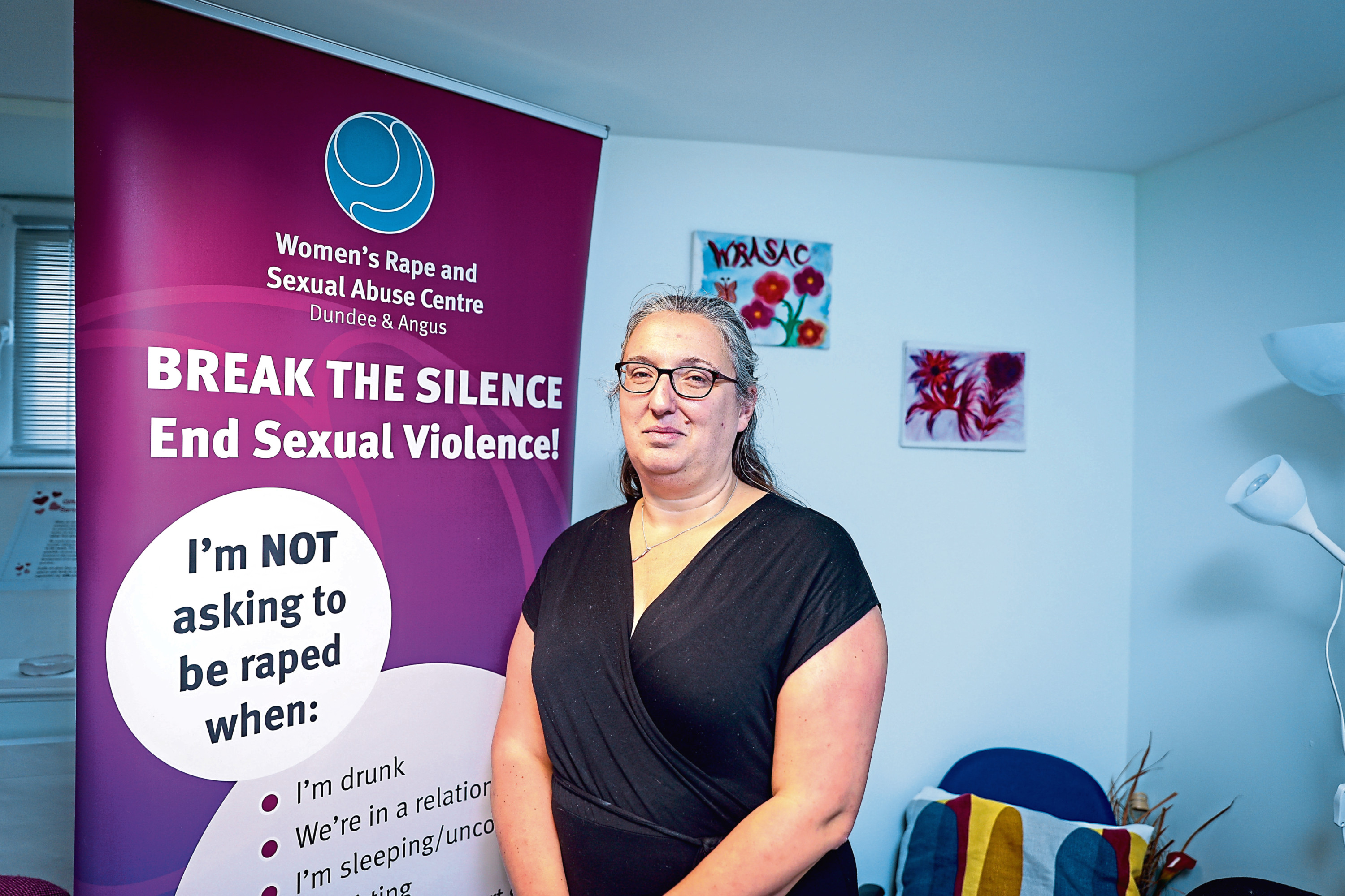 Heather Williams, of the Women's Rape and Sexual Crisis Centre in Dundee said they were currently preparing to deal with an increase in cases of domestic abuse.