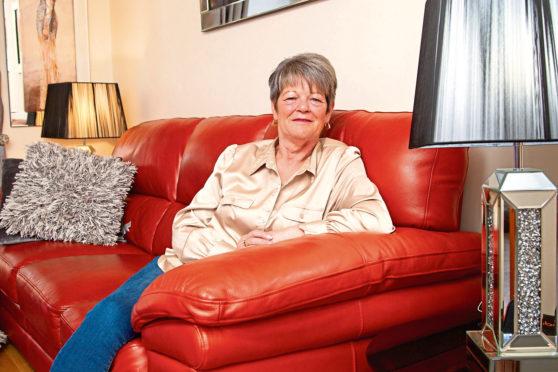 Lyn Ferguson.