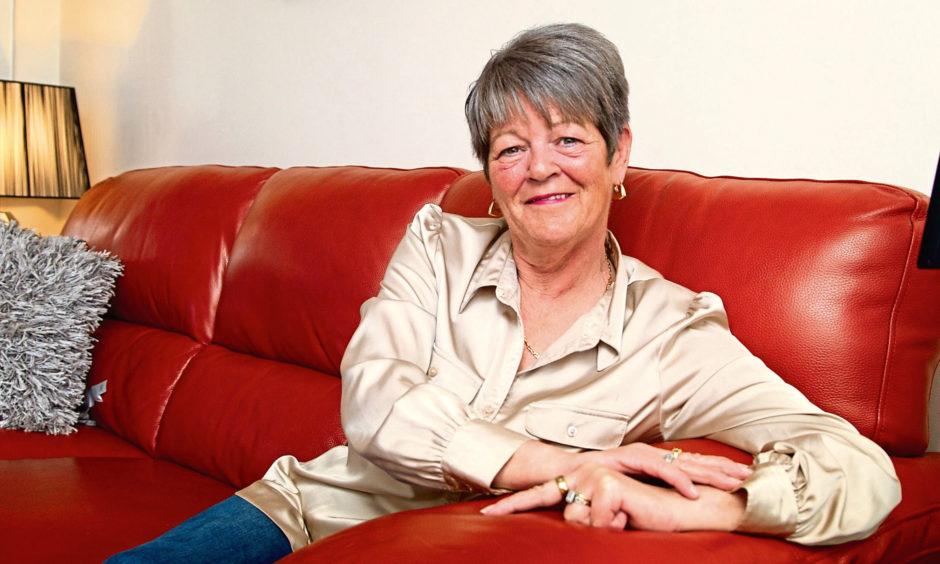 Lyn Ferguson (Picture: Paul Reid)