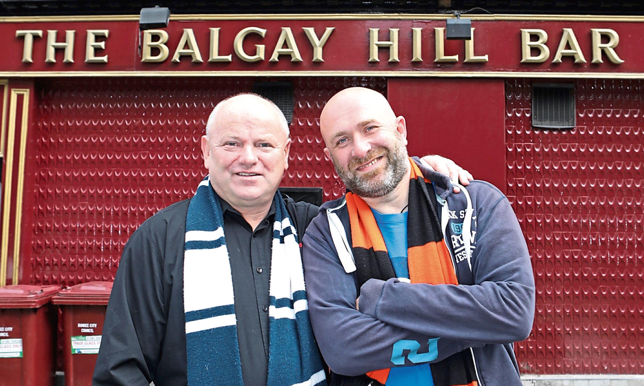 Paul Murphy and Richie Peter-Tennant.