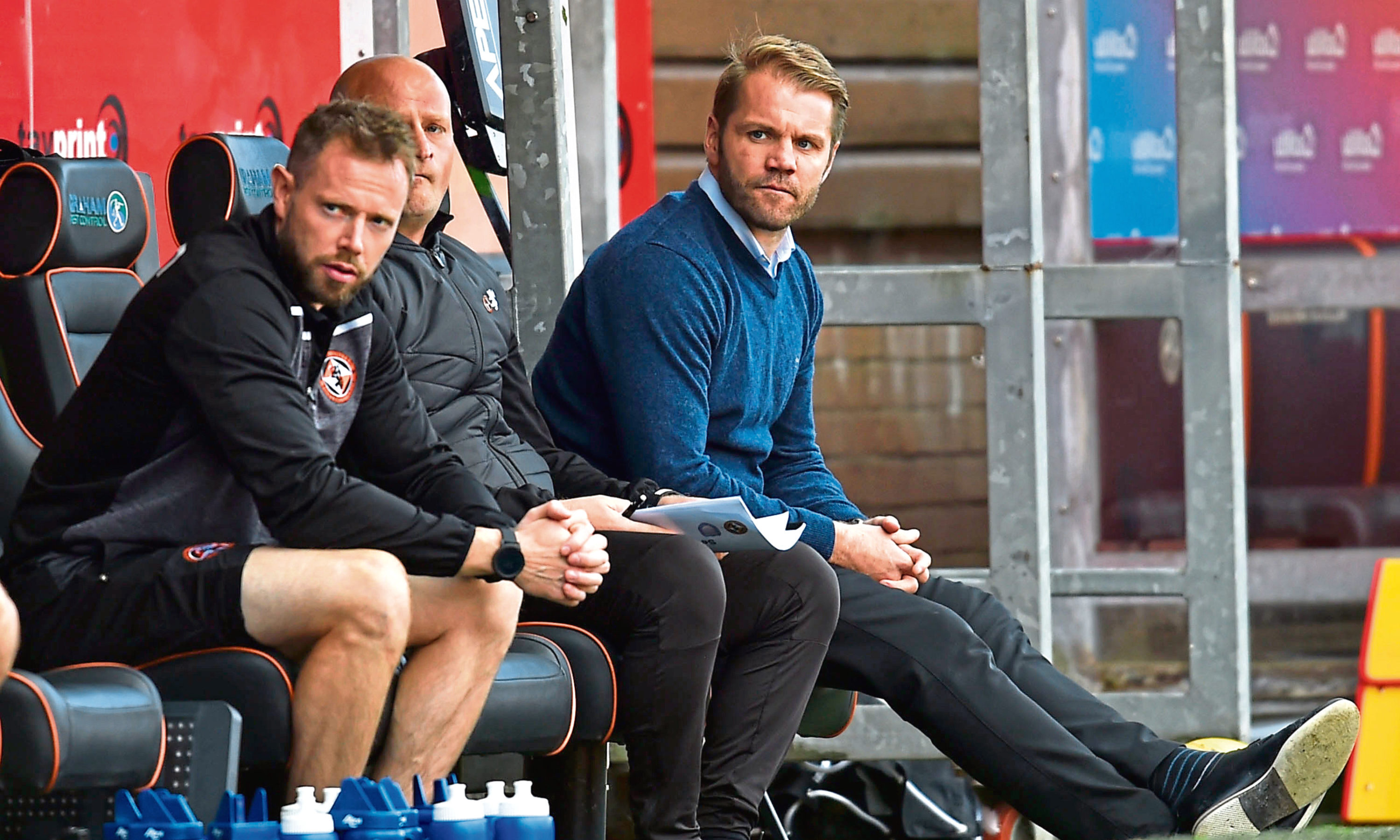 Robbie Neilson says only a win will do against Tayside rivals Arbroath.