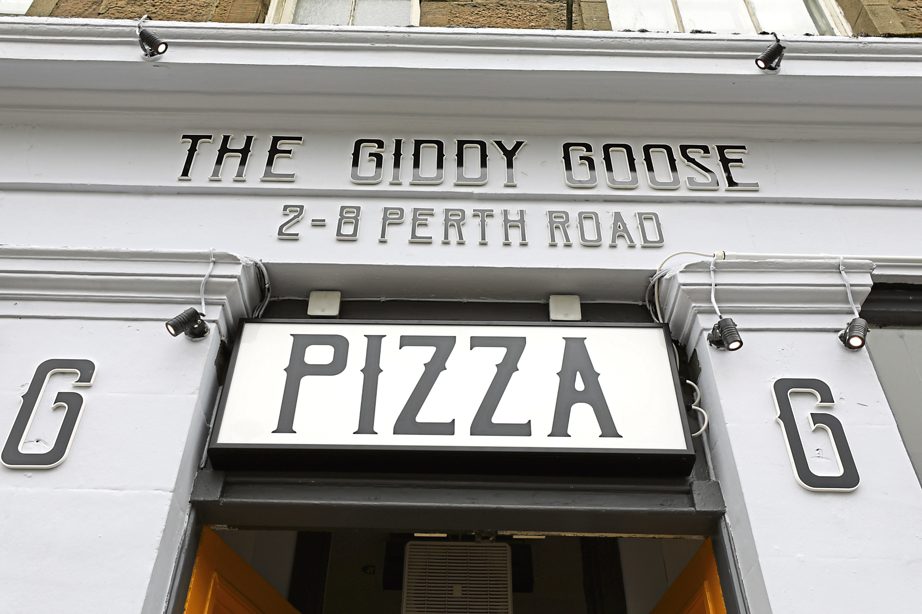 The Giddy Goose is among the restaurants to benefit from the scheme.