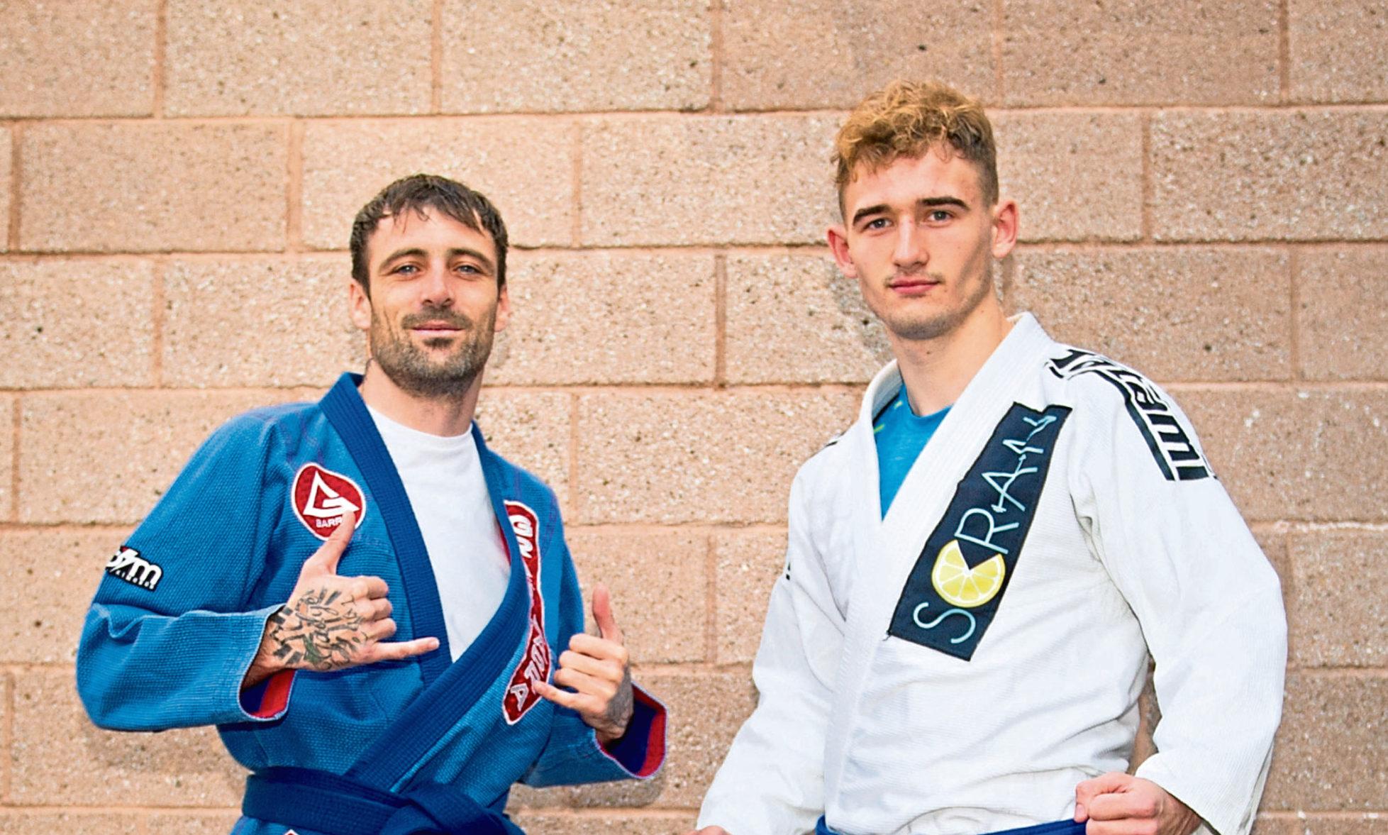Darren Ferguson and Patrick Rowan.
