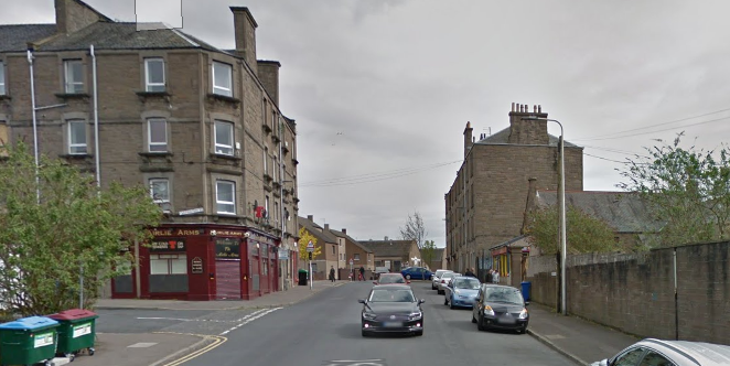 One of the alleged assaults is said to have taken place in a common close in Dundonald Street. (Library image).