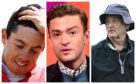 Rory Mcilroy, Justin Timberlake and Bill Murray are all appearing over the next three days.