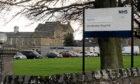 Stratheden Hospital near Cupar.