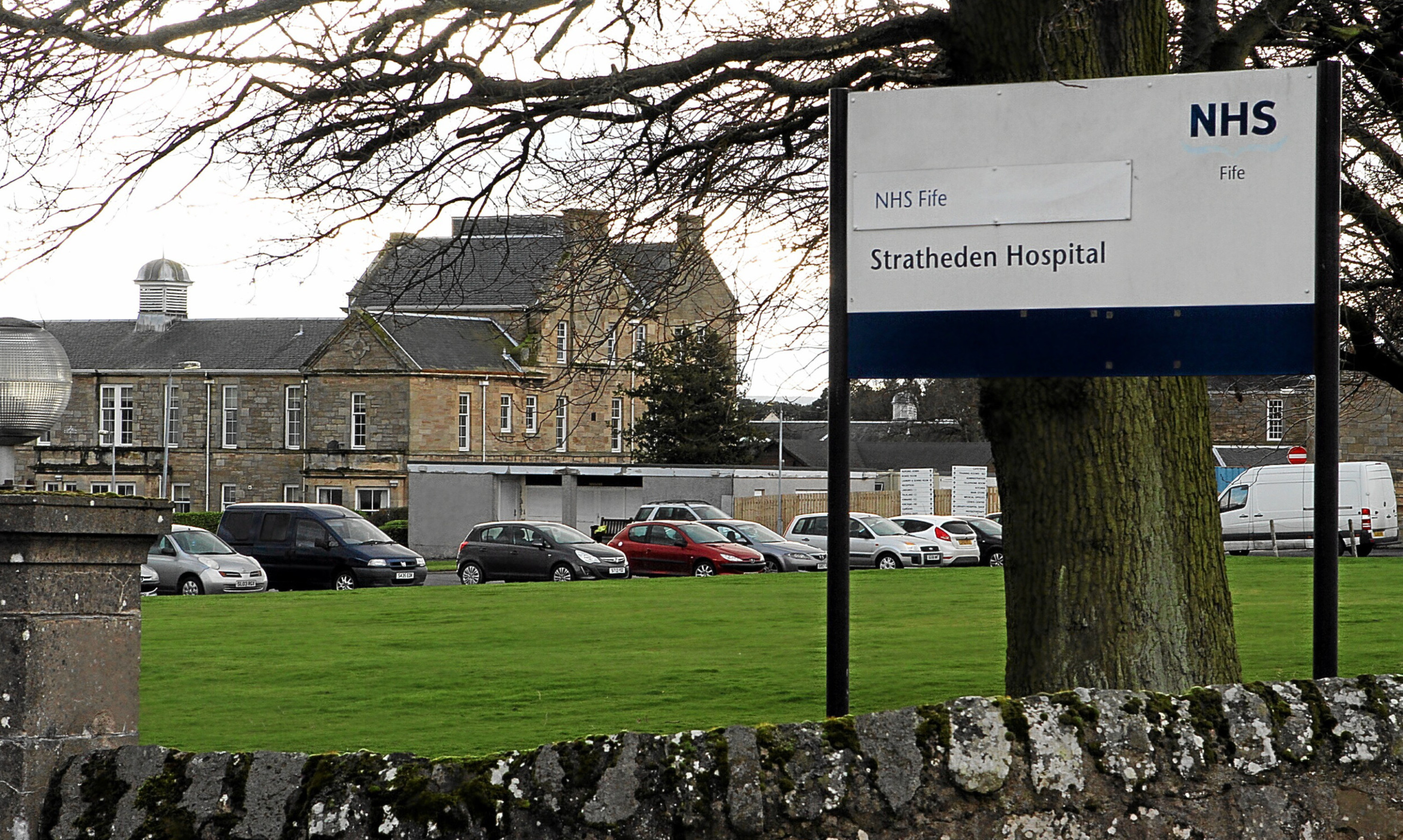 Stratheden Hospital near Cupar.