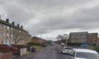 Aboyne Avenue, Dundee.
