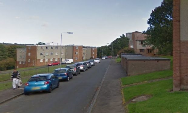 Forth Crescent, Dundee (Stock image).