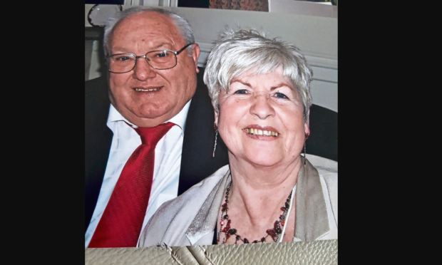Ian  and Margaret have celebrated their golden wedding.