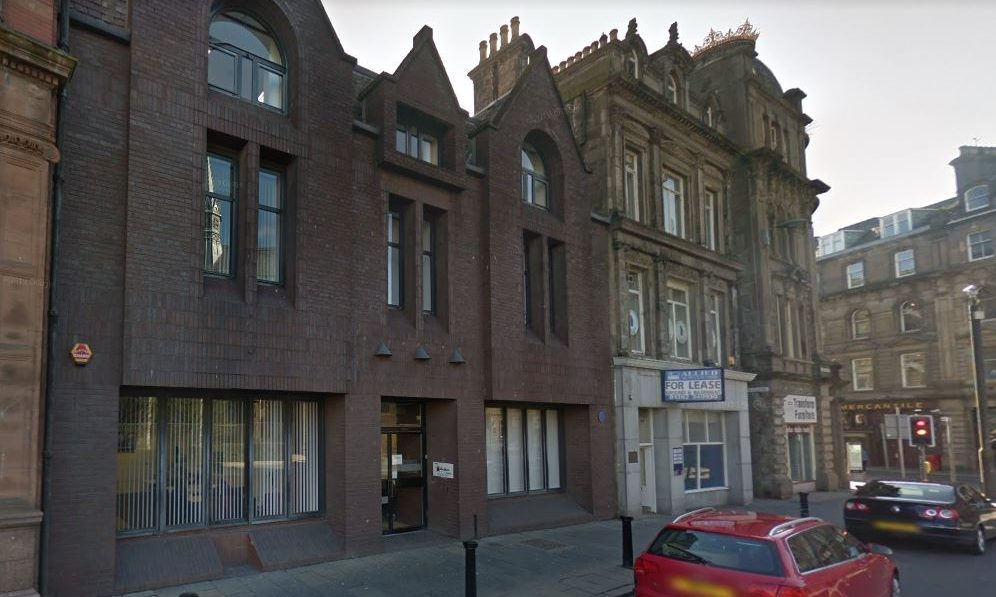 The Inclusion Group's headquarters in Albert Square.