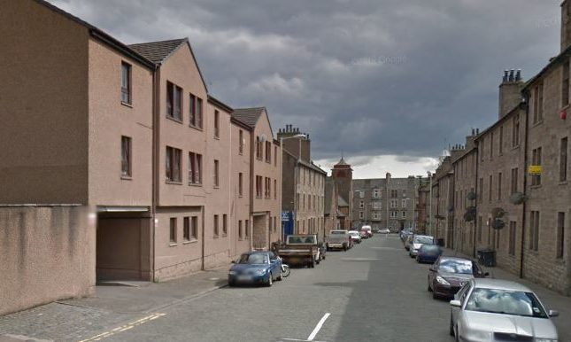 Maitland Street, where the offences took place. (Stock image).
