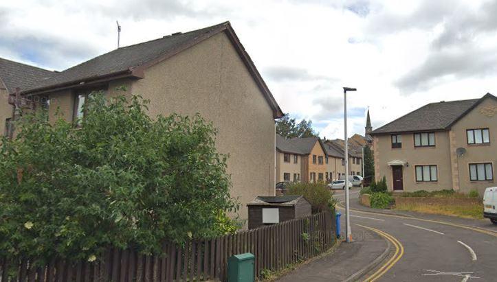 Seafiled Close, Dundee (stock image).