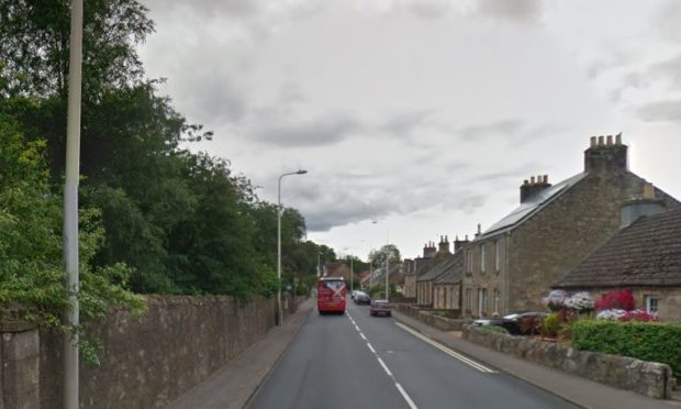 South Road, Cupar, where the offence took place. (Stock image).