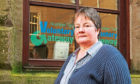 Chief executive of Dundee Voluntary Action, Christine Lowden.