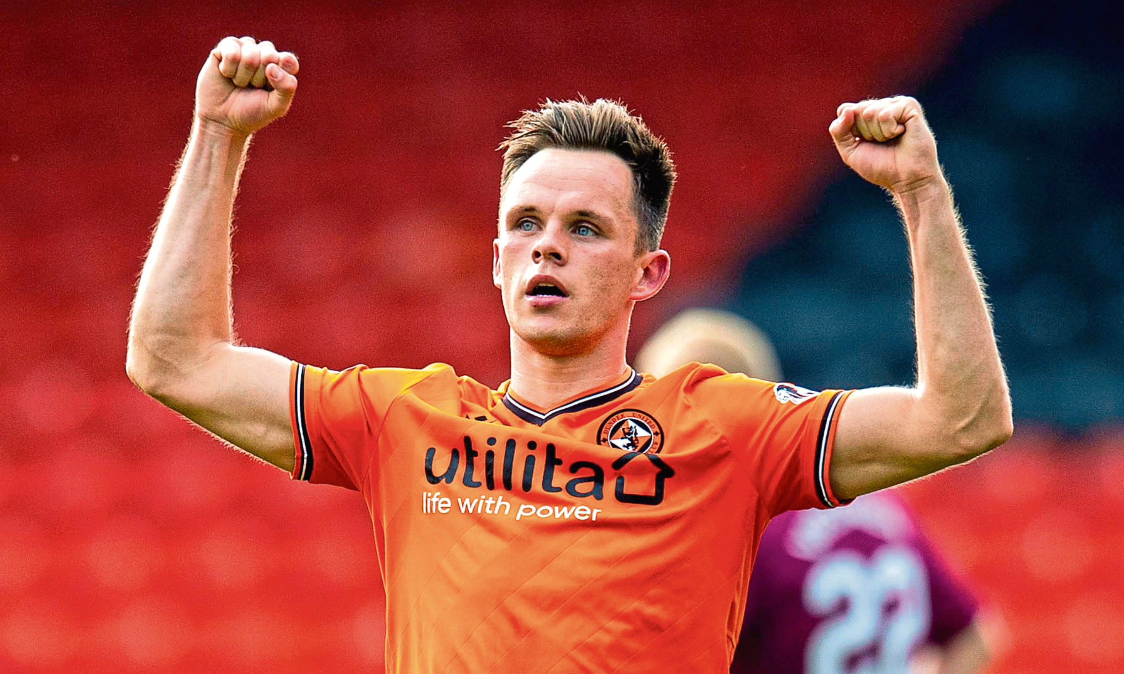 Undboubtedly United's star player this season, Saturday's win proved the Tangerines can win - and score goals - without Lawrence Shankland.