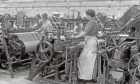 The jute industry employed thousands of people in Dundee.