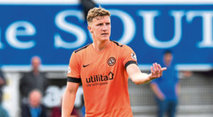 Former Dundee United defender Paul Watson joins Steven Whittaker at East End Park as Dunfermline complete double signing