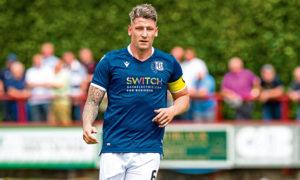 Club captain Josh Meekings leaves Dundee after contract talks breakdown
