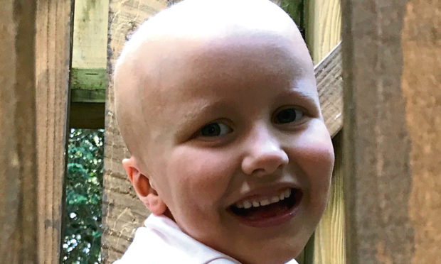 Six-year-old Ruby is battling cancer, with a book being published to raise money for her and other children with the same type of the disease.