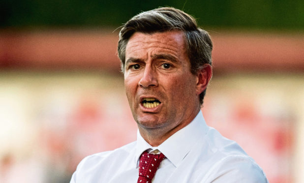 Barry Smith is back at Dens Park after spells as manager of Brechin City and a coach with Forfar Athletic.