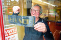 Lynn Lamont closing her barber shop on Perth Road after 37 year.