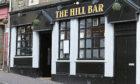 The Hill Bar.