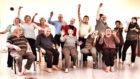 Dance for Parkinson's classes by Shaper/Caper