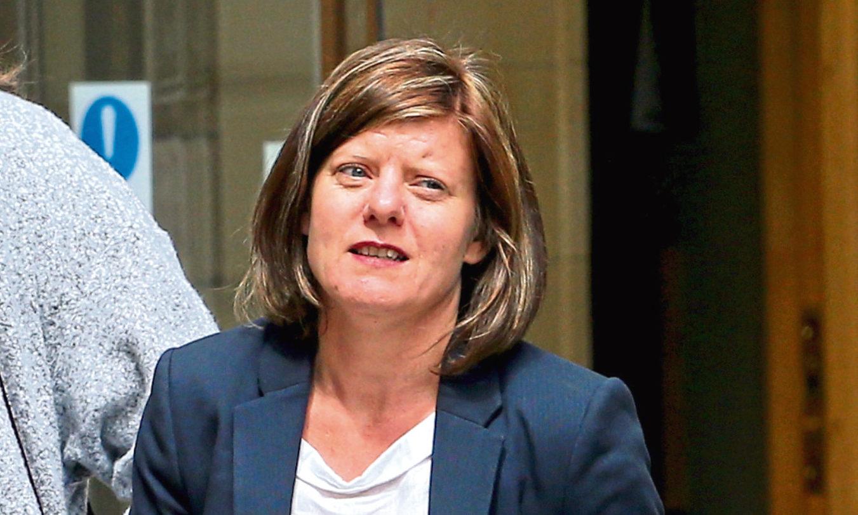 Sandy Brindley, chief executive of Rape Crisis Scotland.