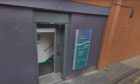 The entrance to Lochee Swimming Pool.