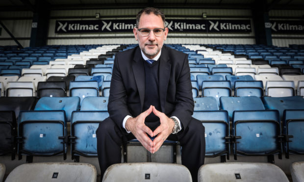Dundee chief John Nelms has been central to the controversy