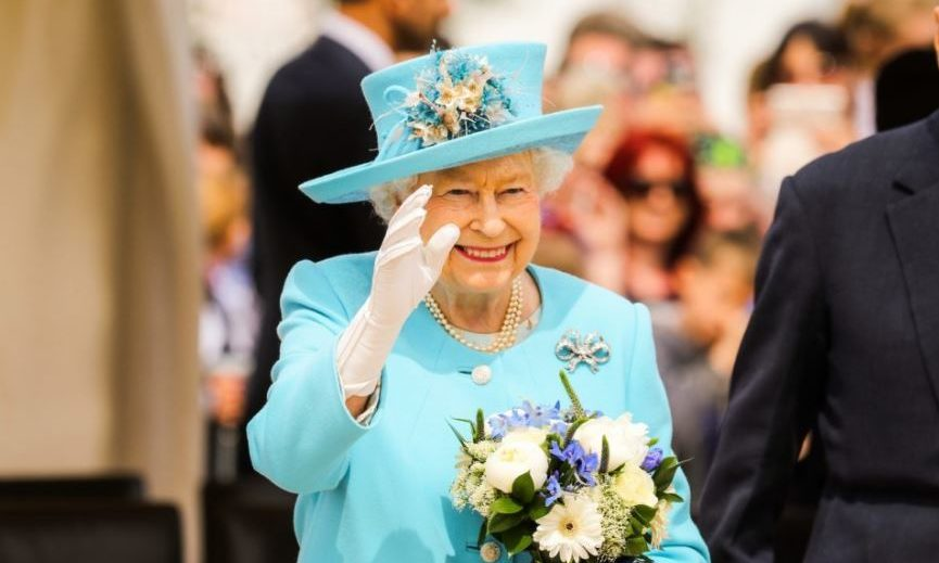 Her Majesty The Queen.  (Stock image)