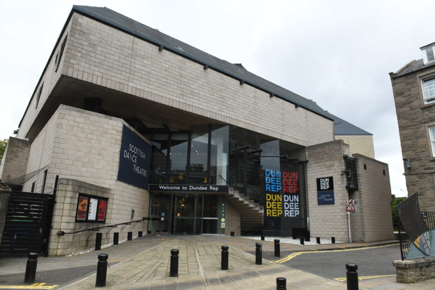 The Dundee Rep.