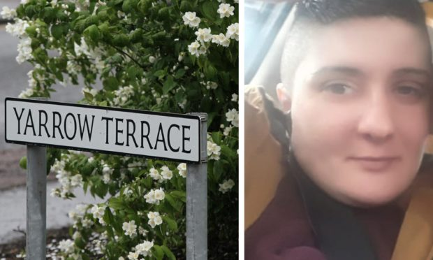 Yarrow Terrace, left, and Amelia McCracken, right.