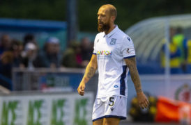 Dundee star Jordon Forster says football shutdown 'doesn't feel real' as he discusses his side's revival