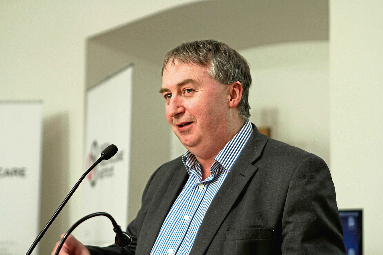 Councillor Ken Lynn.