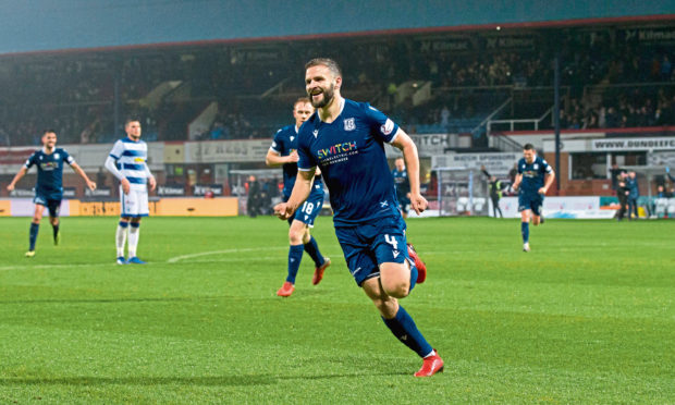 Jamie Ness will have a fitness assessment before Saturday's game at Gayfield.