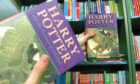The Harry Potter books are a firm favourite among Tayside's prisoners.