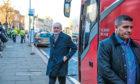 Jeremy Corbyn in Dundee.